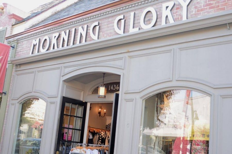 Morning+Glory+has+been+open+since+1972+and+has+been+in+its+location+on+1436+Burlingame+Avenue+since+1995.