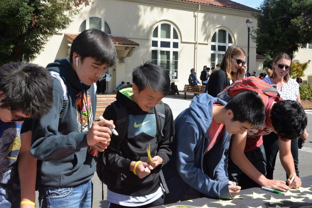 The event held on Sept. 26 provided various fun activities to lighten the heavy subject matter at hand.