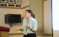 Stanford fellows present about eating disorders