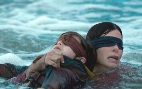 Birdbox and imagining fear