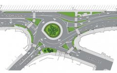 Impact of new roundabout on California Dr. on Burlingame residents