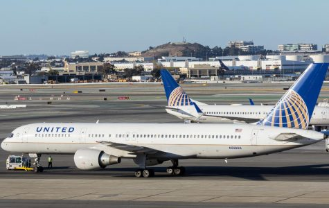 Everyone is United: there was no Delta at SFO as a result of American shutdown