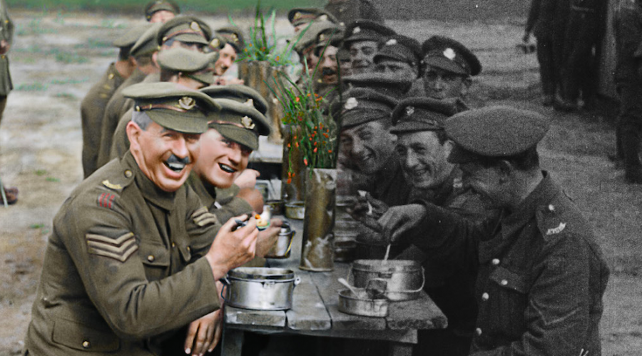 They Shall Not Grow Old Brings WW1 to Life
