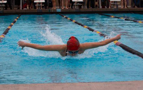 Swim splashes into their 2019 season
