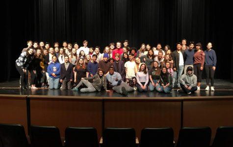 Advanced Drama class takes over drama festival at Aragon