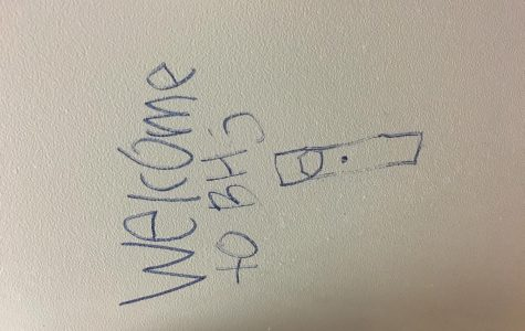 Vandalism is cyclical on campus