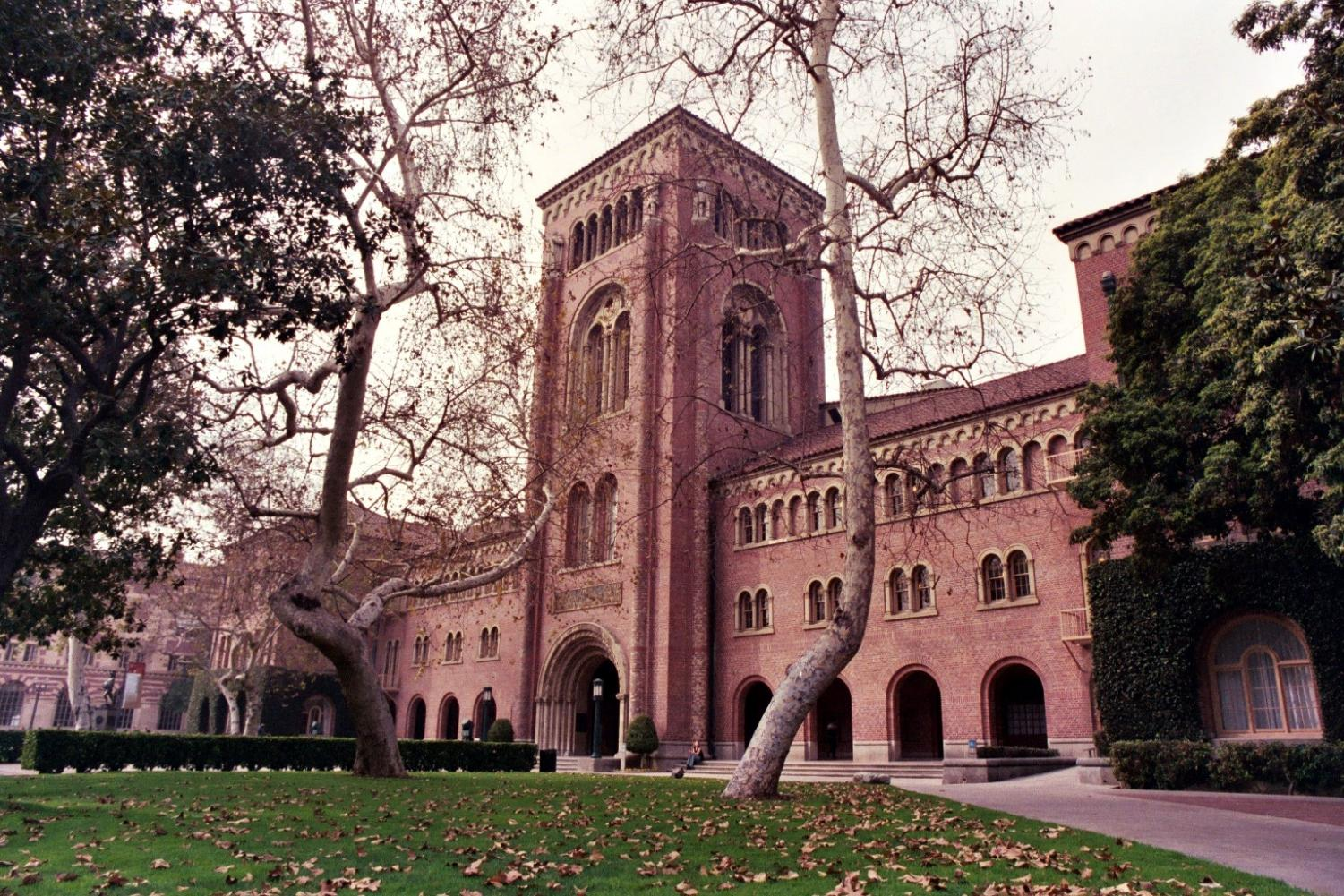 The University of Southern California is at the forefront of the scandal, joined by Stanford and the University of California, Los Angeles, among other schools across the country. (Photo courtesy of Wikimedia Commons)