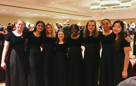 Burlingame-San Mateo combined choirs perform at Carnegie Hall