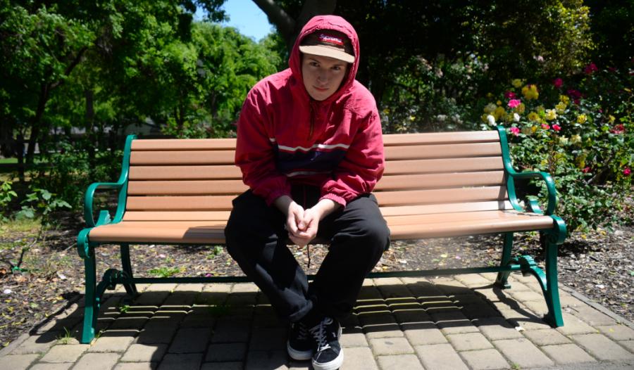 Moreci champions radical vulnerability in new mixtape 'Camp Cake'