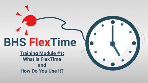 New Flex Time program to begin Wednesday, Aug. 28