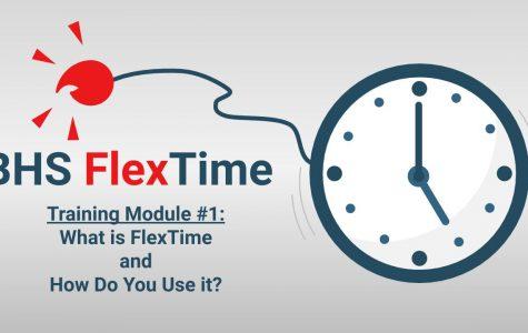New Flex Time program to begin Wednesday, Aug. 28