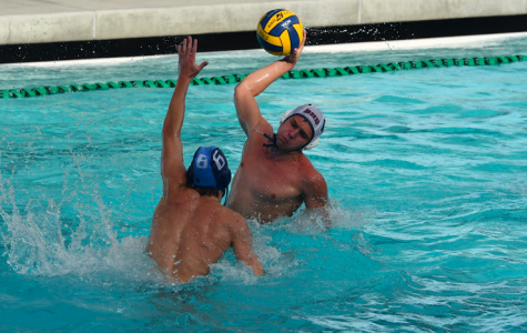 Water polo shows promise for next season