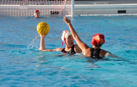 The girls water polo team remains optimistic about their next season