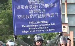 Behind the Hong Kong protests