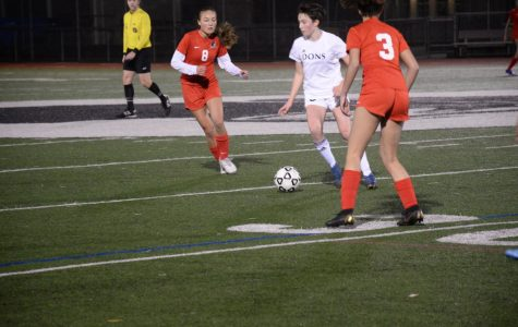 Girls soccer experiences first loss of the season