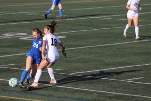 Girls soccer team goes far, winning CCS Championships