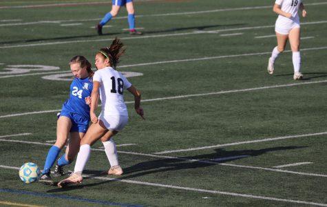 Girls soccer team goes far, winning CCS Championships