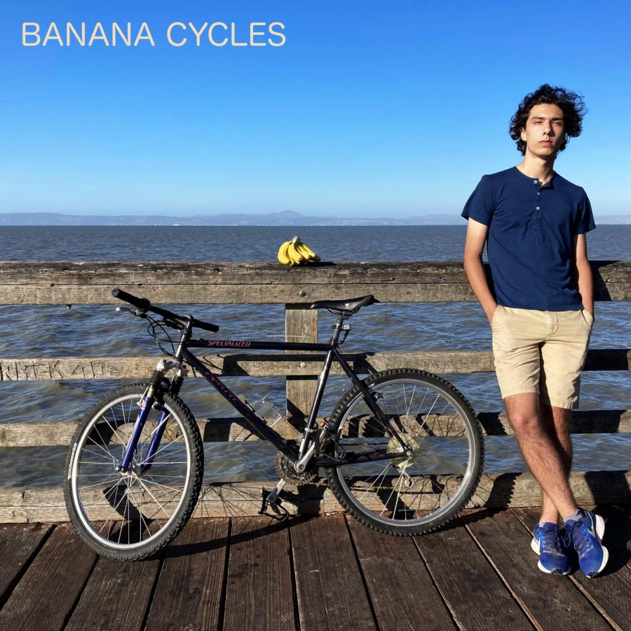 Senior Wesley Larlarb's EP Banana Cycles was released on Aug 28, 2020