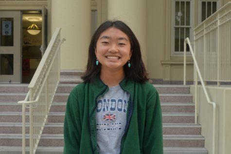 Photo of Kristie Kim