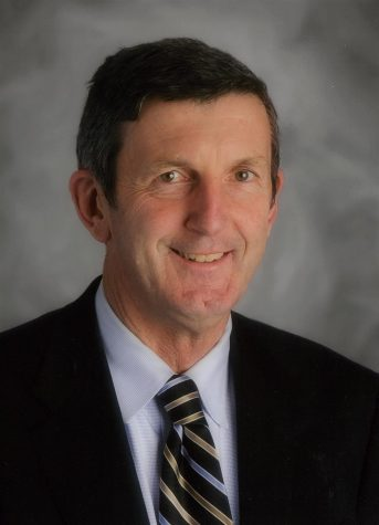 Kevin Skelly is the superintendent of the San Mateo Union High School District.