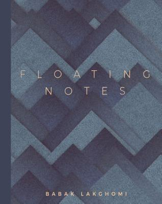 "The front cover of ""Floating Notes,"" designed by Brent Bates, is as subtle and enigmatic as the novella it conceals."