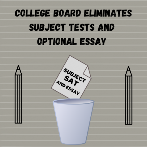 COVID-19 has drastically altered the college admissions process, and will now have permanent effects on the SAT.
