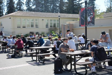 Burlingame reopens its doors to students