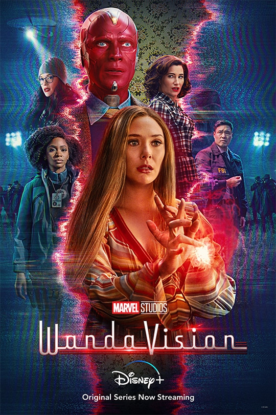 The cast of WandaVision is stacked with returning Marvel characters, as well as some fantastic new characters that make their marks on the Marvel Cinematic Universe.
