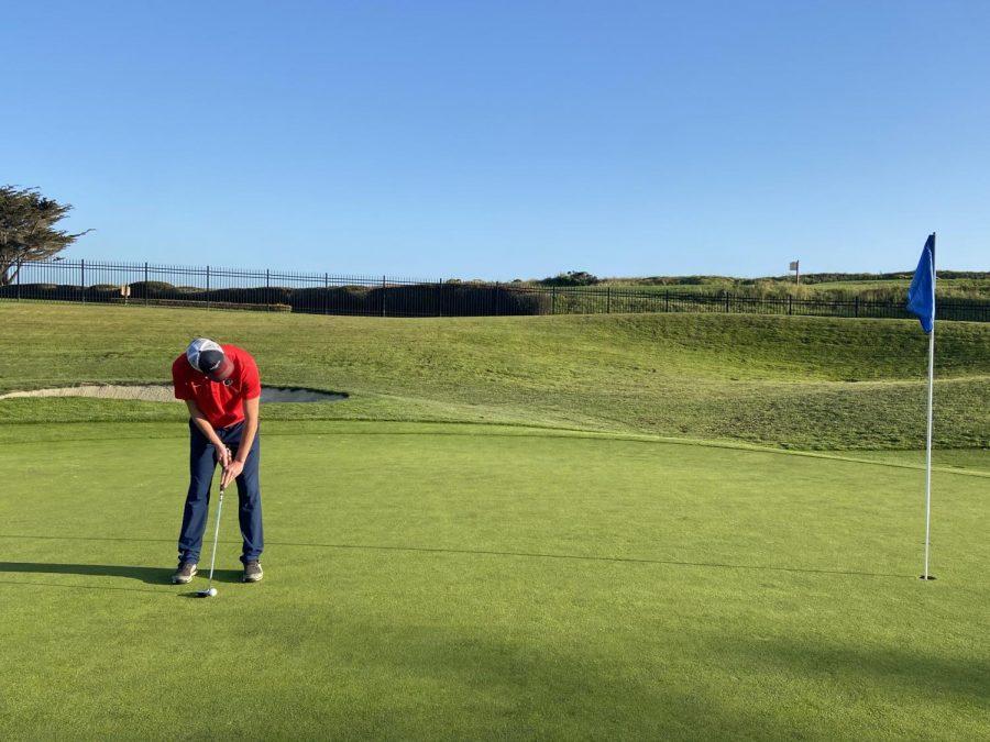 Boys golf team off to a successful start