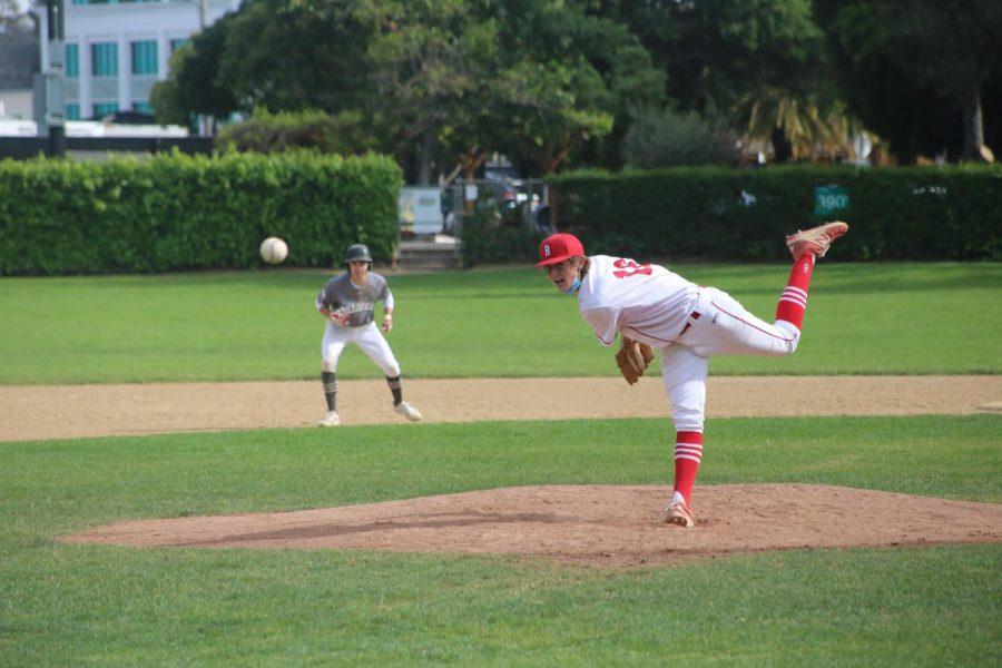 Baseball hits their way through the season
